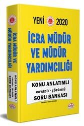 Editör Yayınevi - Editör Yayınları 2021 İcra Müdür ve Müdür Yardımcılığı Konu Anlatımlı Cevaplı Çözümlü Soru Bankası