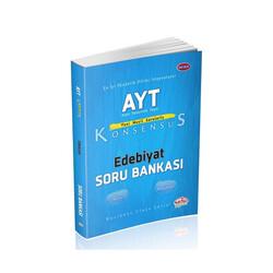 Editör Yayınevi - Editör Yayınları AYT Edebiyat Konsensüs Soru Bankası