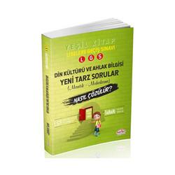 Editör Yayınevi - Editör Yayınları LGS Din Kültürü ve Ahlak Bilgisi Mantık-Muhakeme Soruları Nasıl Çözülür