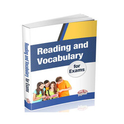 Editör Yayınevi - ​Editör Yayınları Reading and Vocabulary for Exams