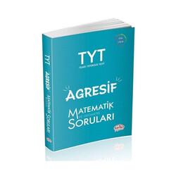 Editör Yayınevi - Editör Yayınları TYT Agresif Matematik Geometri Soru Bankası