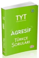 Editör Yayınevi - Editör Yayınları TYT Agresif Türkçe Soruları