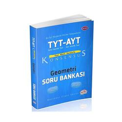 Editör Yayınevi - Editör Yayınları TYT AYT Geometri Konsensüs Soru Bankası