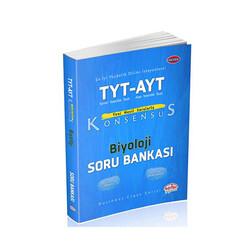 Editör Yayınevi - Editör Yayınları TYT AYT Konsensüs Biyoloji Soru Bankası