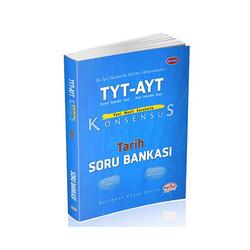 Editör Yayınevi - Editör Yayınları TYT AYT Konsensüs Tarih Soru Bankası