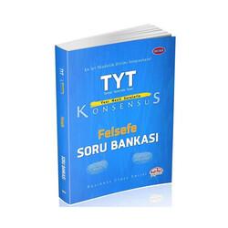 Editör Yayınevi - Editör Yayınları TYT Felsefe Konsensüs Soru Bankası