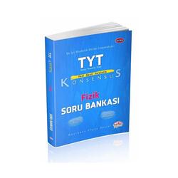 Editör Yayınevi - Editör Yayınları TYT Fizik Konsensüs Soru Bankası