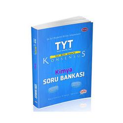 Editör Yayınevi - Editör Yayınları TYT Konsensüs Kimya Soru Bankası
