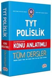 Editör Yayınevi - Editör Yayınları TYT Polislik Tüm Dersler Konu Anlatımlı