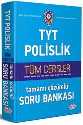 Editör Yayınevi - Editör Yayınları TYT Polislik Tüm Dersler Tamamı Çözümlü Soru Bankası