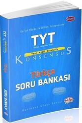 Editör Yayınevi - Editör Yayınları TYT Türkçe Konsensüs Soru Bankası