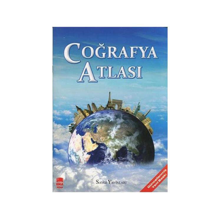 Ema Kitap Coğrafya Atlası