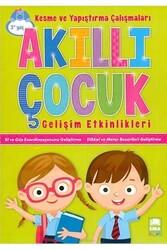 Ema Kitap - Ema Kitap Kesme ve Yapıştırma Çalışmaları Akıllı Çocuk Gelişim Etkinlikleri