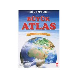 Ema Kitap - Ema Kitap Milenyum Büyük Atlas