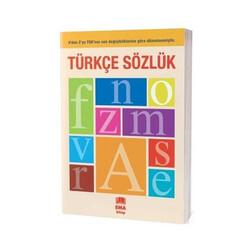 Ema Kitap - Ema Kitap Türkçe Sözlük