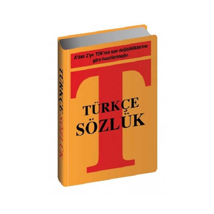 Ema Kitap Türkçe Sözlük Büyük Boy
