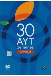 Endemik Yayınları - Endemik Yayınları AYT Biyoloji 30 Deneme