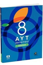 Endemik Yayınları - Endemik Yayınları AYT Sayısal Video Çözümlü 8 Deneme