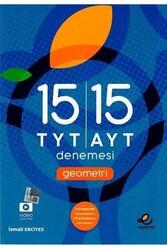 Endemik Yayınları - Endemik Yayınları TYT AYT Geometri 15'li Denemeleri