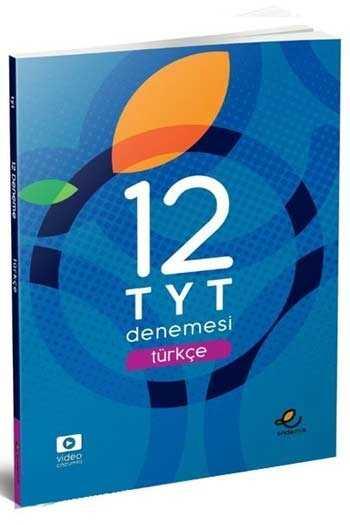 Endemik Yayınları TYT Türkçe 12 Denemesi