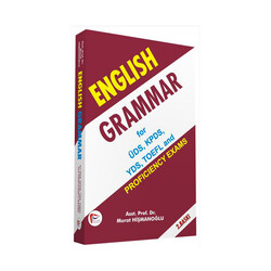 Pelikan Yayıncılık - English Grammar for Üds Kpds Yds Teofl And Proficiency Examsa