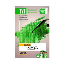 ENS Yayıncılık - ENS Yayıncılık TYT Kimya Destek Soru Bankası