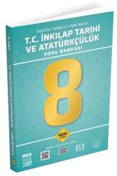 Europa Yayınları - Europa Yayınları 8. Sınıf .C. İnkılap Tarihi ve Atatürkçülük Non Stop Soru Bankası