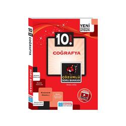 Evrensel İletişim Yayınları - Evrensel İletişim Yayınları 10. Sınıf Coğrafya Video Çözümlü Soru Bankası