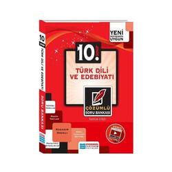Evrensel İletişim Yayınları - Evrensel İletişim Yayınları 10. Sınıf Türk Dili ve Edebiyatı Video Çözümlü Soru Bankası