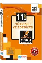 Evrensel İletişim Yayınları - Evrensel İletişim Yayınları 11. Sınıf Türk Dili ve Edebiyatı Çözümlü Soru Bankası
