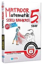 Evrensel İletişim Yayınları - Evrensel İletişim Yayınları 5. Sınıf Matematik Matador Video Çözümlü Soru Bankası