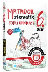 Evrensel İletişim Yayınları - Evrensel İletişim Yayınları 6. Sınıf Matematik Matador Video Çözümlü Soru Bankası
