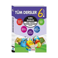 Evrensel İletişim Yayınları - Evrensel İletişim Yayınları 6. Sınıf Tüm Dersler Soru Bankası