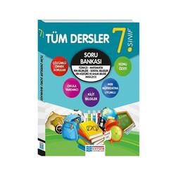 Evrensel İletişim Yayınları - Evrensel İletişim Yayınları 7. Sınıf Tüm Dersler Soru Bankası