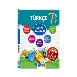 Evrensel İletişim Yayınları - Evrensel İletişim Yayınları 7. Sınıf Türkçe Video Çözümlü Soru Bankası