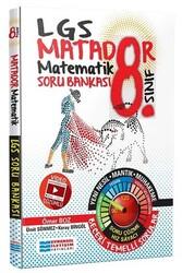 Evrensel İletişim Yayınları - Evrensel İletişim Yayınları 8. Sınıf LGS Matematik Matador Video Çözümlü Soru Bankası