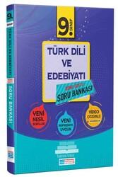 Evrensel İletişim Yayınları - Evrensel İletişim Yayınları 9. Sınıf Türk Dili ve Edebiyatı Konu Özetli Video Çözümlü Soru Bankası