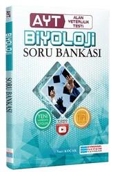 Evrensel İletişim Yayınları - Evrensel İletişim Yayınları AYT Biyoloji Video Çözümlü Soru Bankası