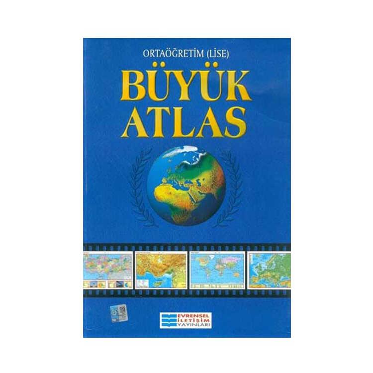 Evrensel İletişim Yayınları Büyük Atlas Ciltsiz