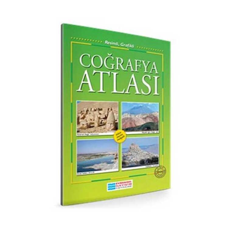 Evrensel İletişim Yayınları Coğrafya Atlası