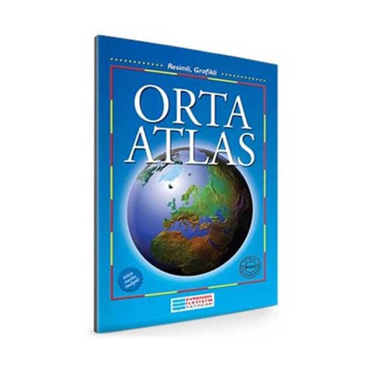 Evrensel İletişim Yayınları Orta Atlas