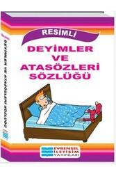 Evrensel İletişim Yayınları - Evrensel İletişim Yayınları Resimli Deyimler ve Atasözleri Sözlüğü