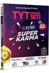 Eyted Yayınları - Eyted Yayınları TYT Süper Karma 7 li Deneme Seti