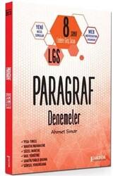 Faktör Yayınları - Faktör Yayınları 8. Sınıf LGS Paragraf Denemeler