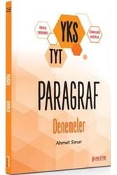 Faktör Yayınları - Faktör Yayınları TYT Paragraf Denemeler
