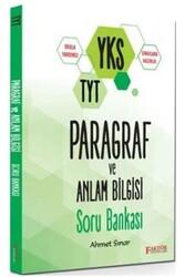 Faktör Yayınları - Faktör Yayınları TYT Paragraf ve Anlam Bilgisi Soru Bankası