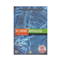FDD Yayınları - FDD Yayınları 10. Sınıf Biyoloji Konu Anlatımlı