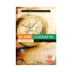 FDD Yayınları - FDD Yayınları 10. Sınıf Coğrafya Soru Bankası