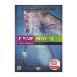 FDD Yayınları - FDD Yayınları 11. Sınıf Biyoloji Konu Anlatımlı