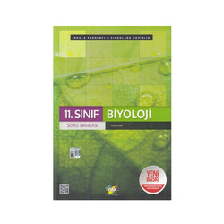 FDD Yayınları - FDD Yayınları 11. Sınıf Biyoloji Soru Bankası